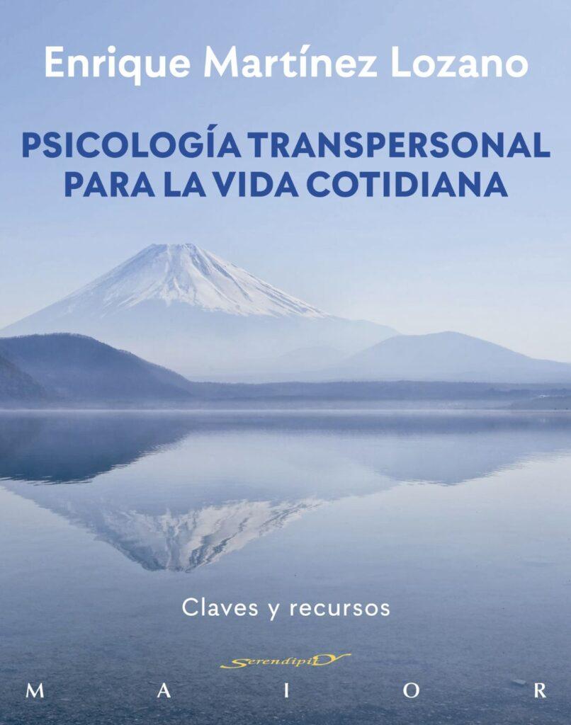 Portada del último libro de Enrique Martínez Lozano.