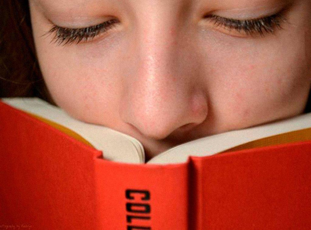 oler libros